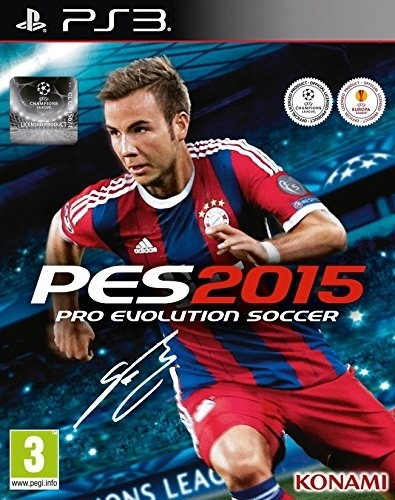 Pro Evolution Soccer 2015 / PES 2015 (PS3)
